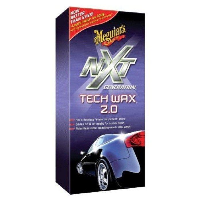 """Meguiar's NXT Generation Tech Wax 2.0 Liquid - Teknologi terbaru dari Meguiar's Synthetic Wax  dg harga online  Teknologi terbaru dari Meguiar's Synthetic Wax  Menggunakan Hydrophobic Polymer Technology™ memberikan perlindungan maksimal dan """"water Beading"""".Hasil wet look yang luar biasa  http://tokomeguiars.com/protect-wax/50-jual-meguiars-meguiar-s-nxt-generation-tech-wax-20-liquid-teknologi-terbaru-dari-meguiar-s-synthetic-wax-dg-harga-online.html  #meguiars #nxtgeneration #waxliquid…"""