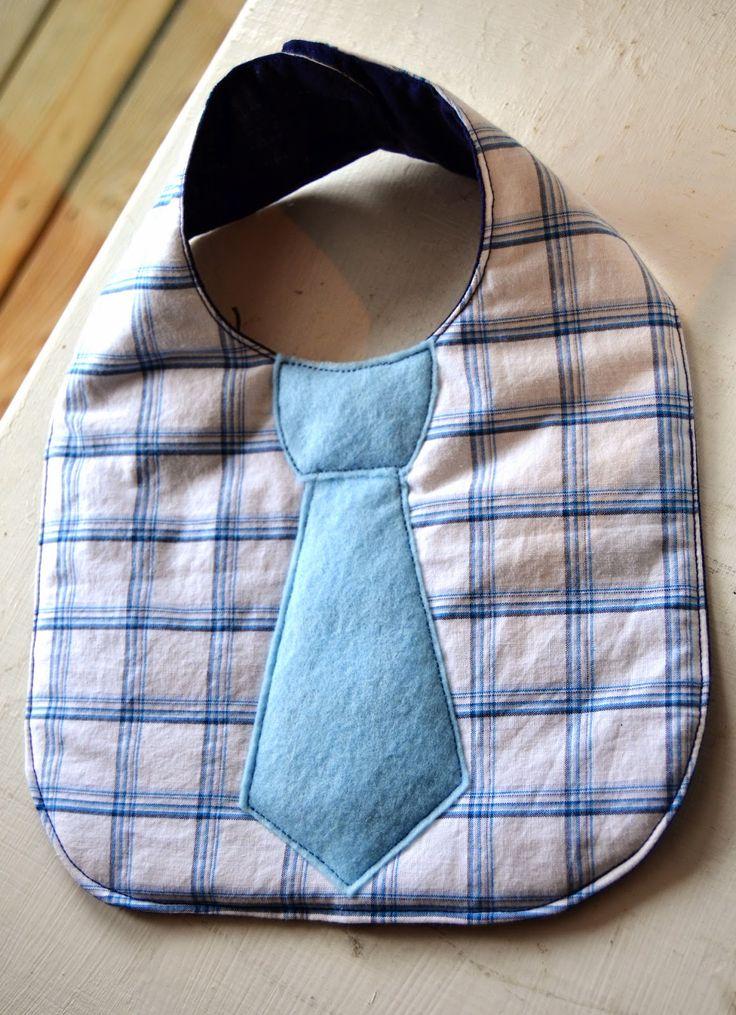 Sew Pretty Sew Free: Handsome Bibs Sewing Tutorial