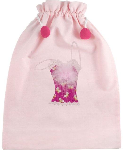 Lingerie Bag for Honeymoon - LOVE!