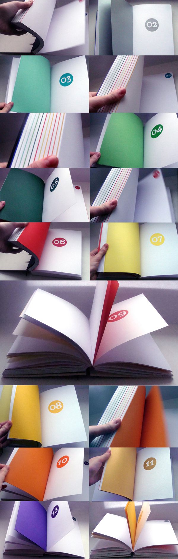 Projects annual notebook — Designspiration