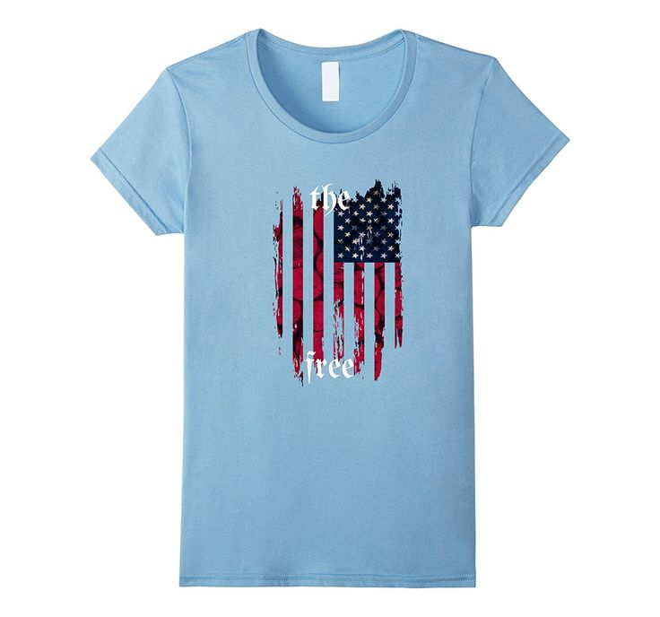 Independence Day 4th of July Flag T-Shirt
