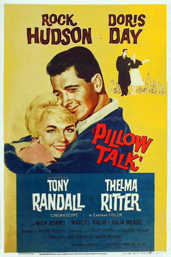 I used to watch all the Rock Hudson/Doris Day or James Garner/Doris Day movies with my mom when I was younger!!