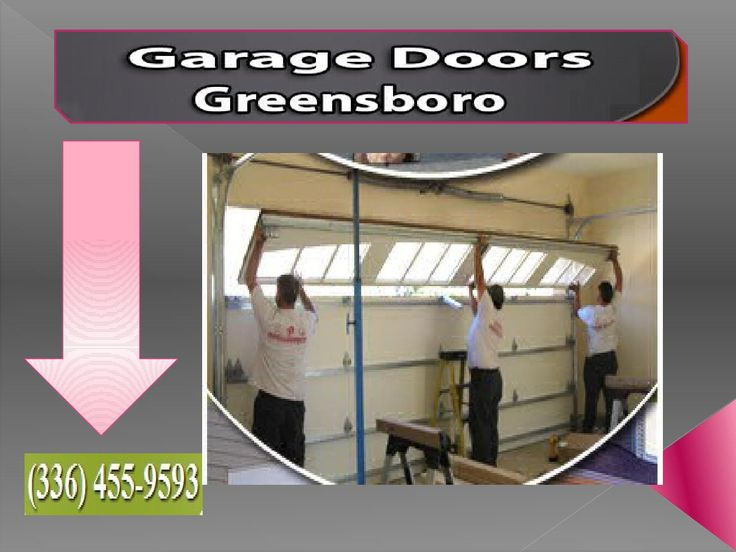 Garage Door Spring Repairs  Garage Doors Greensboro is fully qualified to handle not only the standard garage door installations and garage door repairs, garage door spring repair, Call us now at (336) 455-9593 and let our expertise end all your garage  door repairs problems. Give us a call right away we offer free estimate.