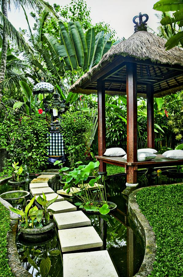 The 25 best Balinese garden ideas on Pinterest Tropical garden