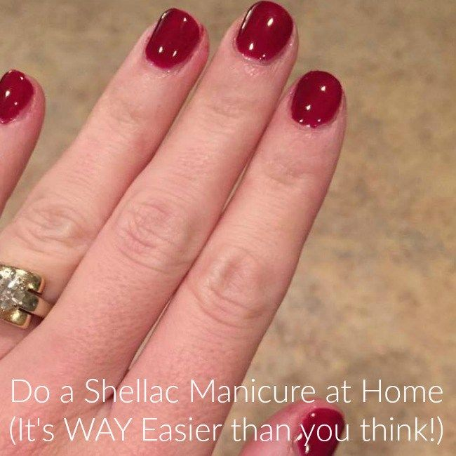 Best 25+ Nails At Home Ideas On Pinterest
