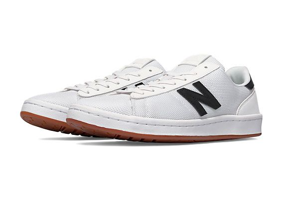 Slip into our men's retro-style court shoes and hit up your favorite  neighborhood spot for a night out. In our vintage men's tennis and  basketball shoes, ...
