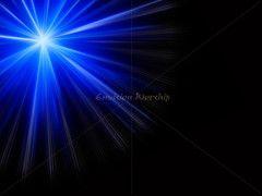 Stunning Star of Bethlehem PowerPoint creates an amazing Christmas Eve worship experience. www.EnvisionWorship.com