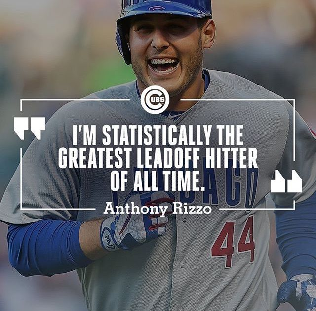 Love this!!!  He was totally robbed on the home run during his 3rd day as lead-off hitter.
