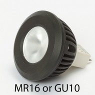 Buy LED 4W 110V Dimmable GU10 for commercial and retail display, office interior, industrial and residential multipurpose GU10, suitable for retail display, high color rendering index www.ledcanada.com/4watt-110v-dimmable/