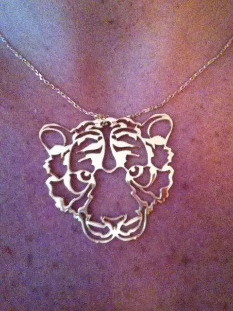 Lion plaque or jungle Life
