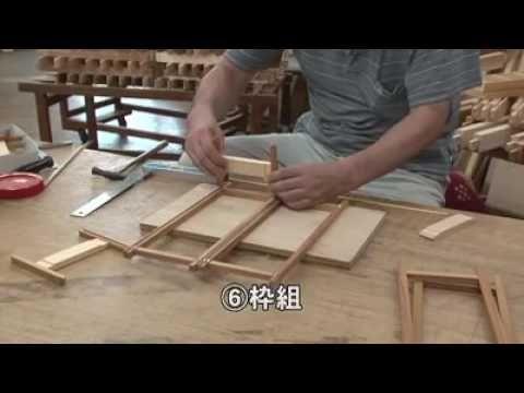 Impresionante carpintería japonesa  ¿La conocían? - YouTube