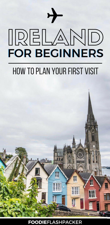 Guia de viagens da Irlanda – Como planejar sua primeira visita à Irlanda   – Ireland Travel Guide – Tips and Trips to visit Ireland