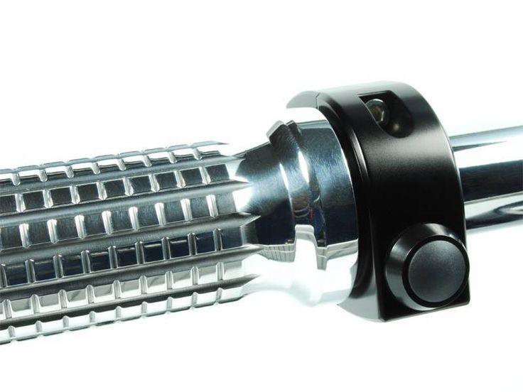 "3 buttons m-switch 1"" (25,4 mm), Wats Motor - Café Racer - Scrambler & motos classiques"