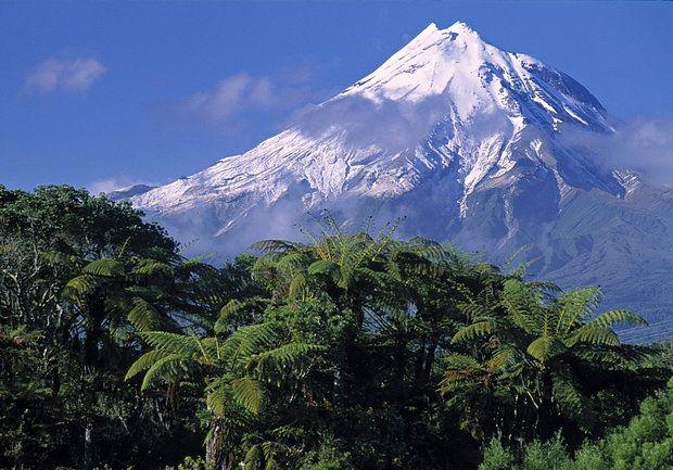 Nowa zelandia, Taranaki