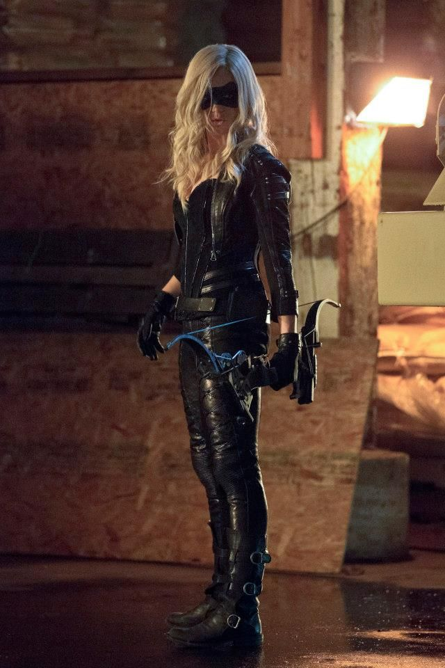 """Still really missing the character of Sara Lance on """"Arrow""""... Perhaps, as she is the lover of Ra's al Ghul's daughter Nyssa, we can pull some Lazarus Pit gimmick and bring her back?"""