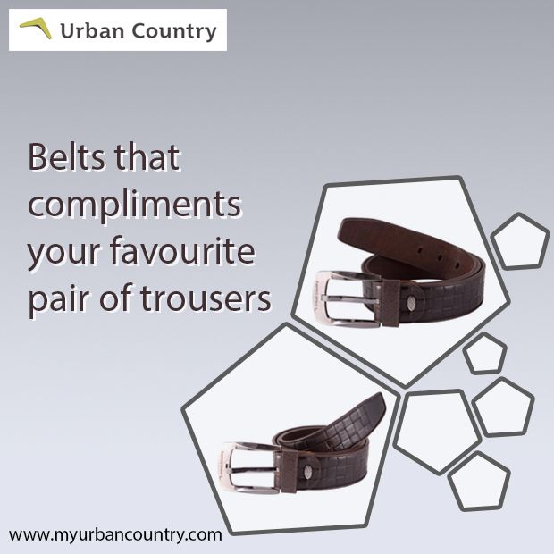 Reflect your personality. Improve whatever your are wearing. Create a clear distinction between your top & bottom half with Urban Country #belts.  Material: Leather; Color: Brown; Size: S-L Product Code: UCBLMB9026CBRW Buy now: LIVE at http://bit.ly/1Pierc1