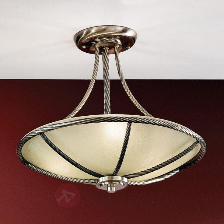 Lampa sufitowa Galina o efektownym kształcie 7254521