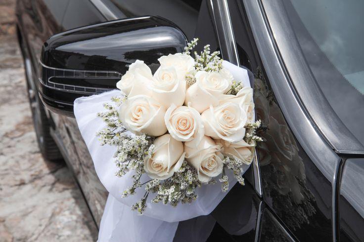 Cuando llegues ¿Cómo quieres que se vea tu coche? ¿Qué quieres trasmitir con sus flores?