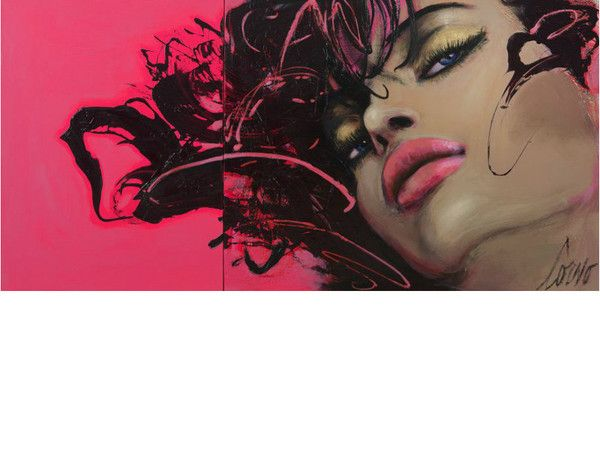 Lancome II Print, Limited Edition of 10. Dimensions: 24'' x 48''