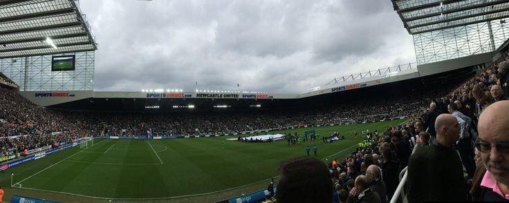 Newcastle v Sunderland - st. James Park