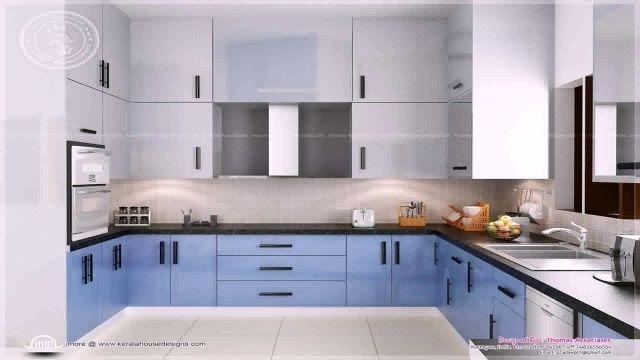 Middle Class Kitchen Interior Design Simple Kitchen Design Modern Kitchen Cabinet Design Kitchen Design