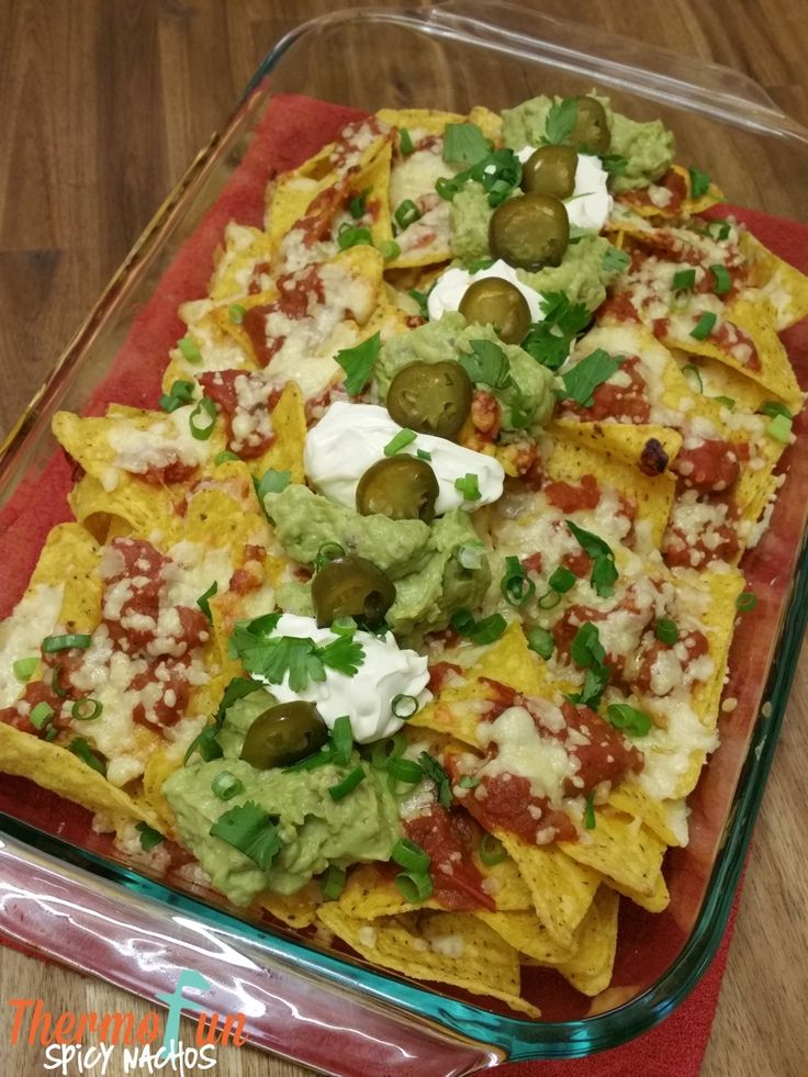 Nachos are the go to quick dinner, lunch, bbq or for because you feel like nachos! This thermomix spicy nacho recipe will now be your family favourite and g