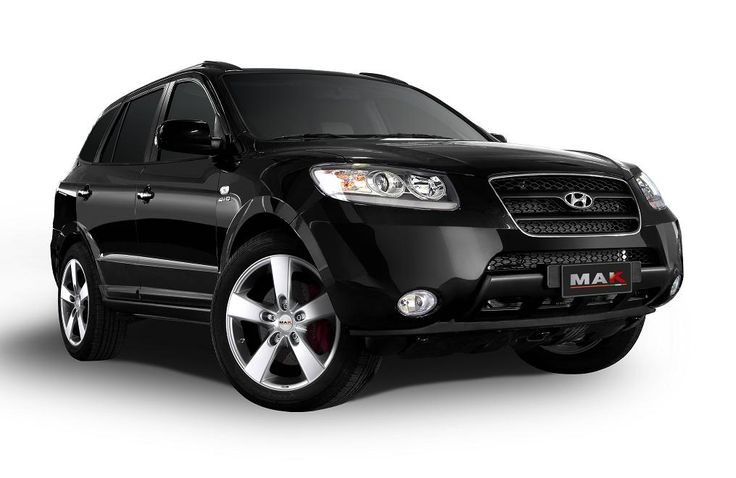 2011 Hyundai Santa Fe Limited....a very nice ride!