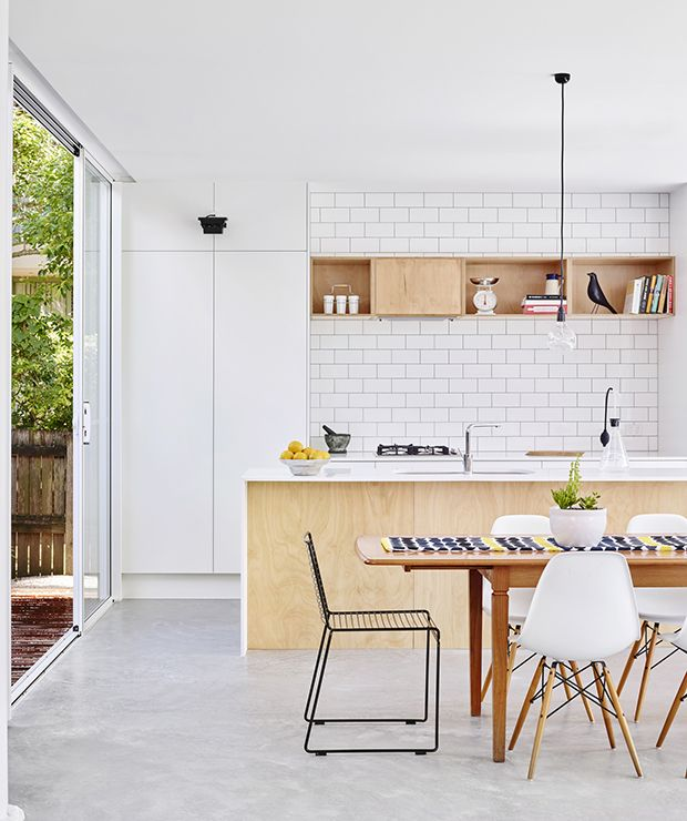 Wood Table In Kitchen Yay Or Nay