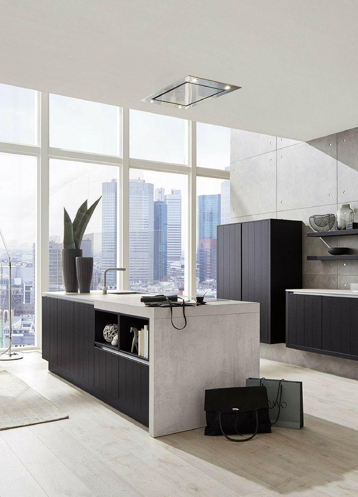 276 best küche images on Pinterest | Contemporary unit kitchens ...