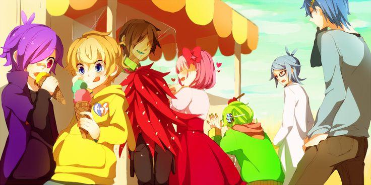 happy tree friends anime - photo #13