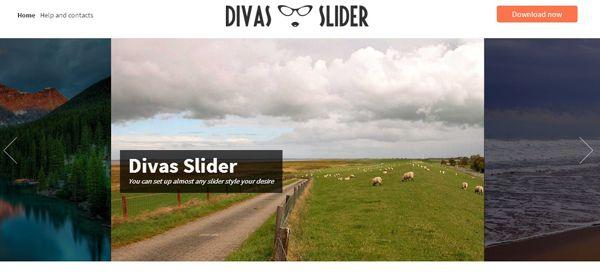 Divas Slider – jQuery Responsive & Touch enabled Slider | Designbeep