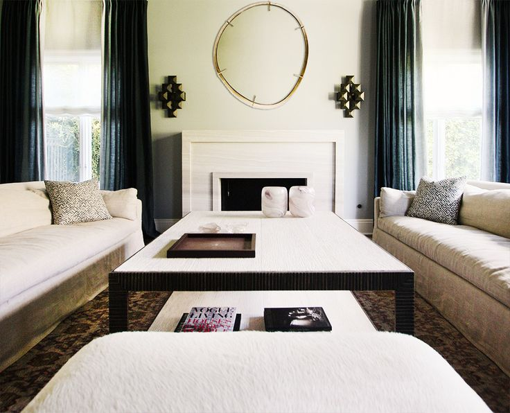 Designer Crush Cuffhome Neutral Living RoomsLiving SpacesFamily Room