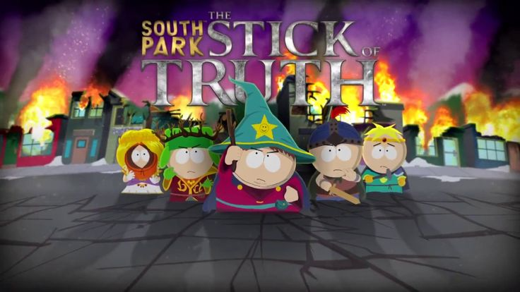 South Park The Stick of Truth APK Game Free -  http://apkgamescrak.com/south-park-stick-truth/