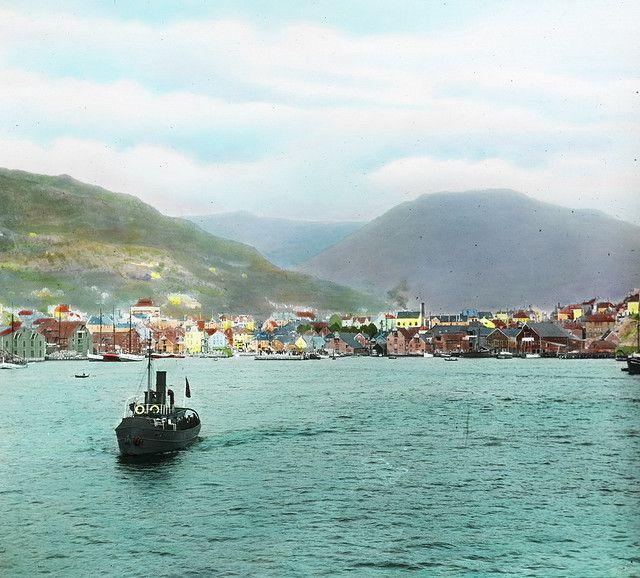Bergen, ca 1898-1901. | Flickr - Photo Sharing!