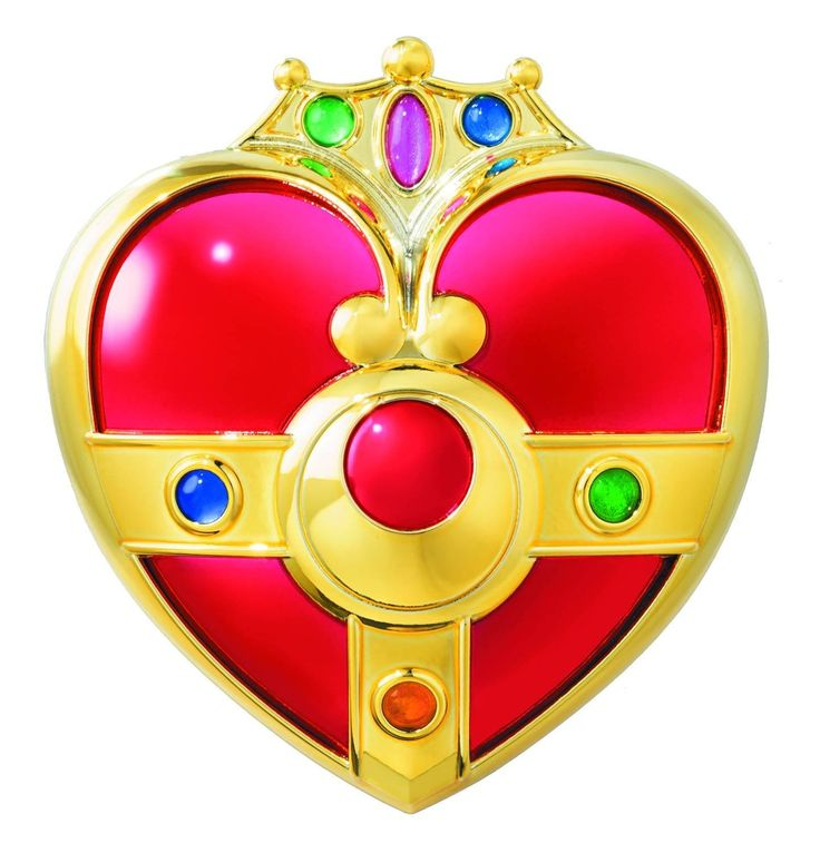 Sailor Moon : Cosmic Heart Compact Proplica