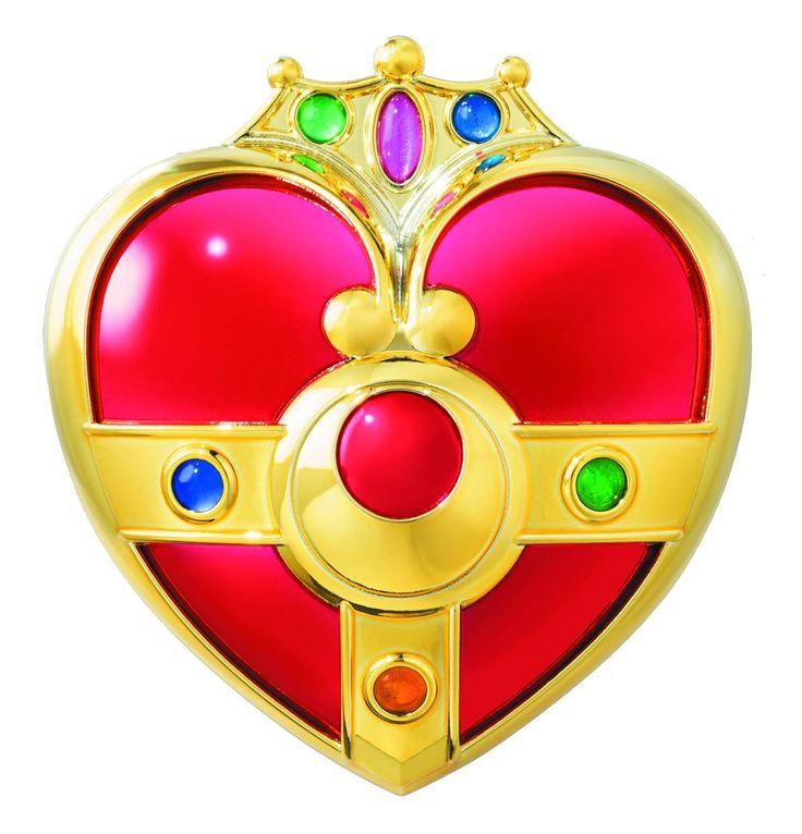 Sailor Moon : Cosmic Heart Compact Proplica