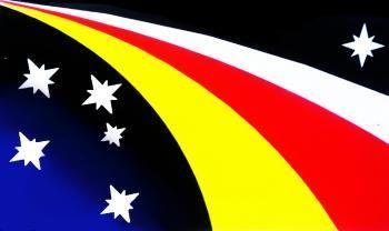 Australian flag proposal _ The Spirit of Belonging _ Darren Mc Leod