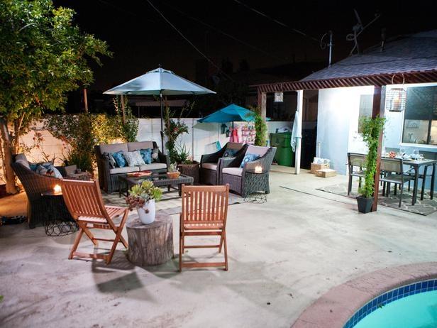 Kris and Rachel's Outdoor Space