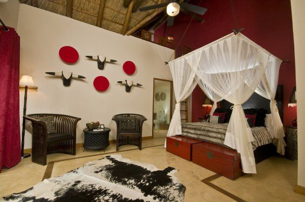 Award winning Botsebotse Luxury Retreat is a small discreet boutique getaway