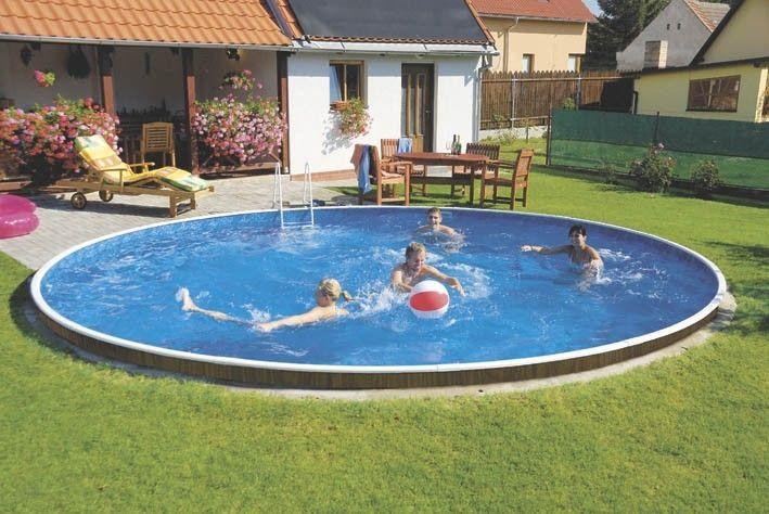 13 best Pool images on Pinterest Backyard ideas, Decks and Pool decks - indoor pool bauen traumhafte schwimmbaeder