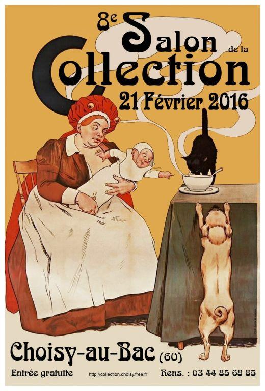 8e Salon de la Collection, Choisy-au-Bac (60750), Oise