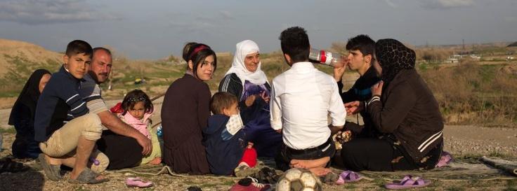 Photo Gallery: Striving to Preserve Peace in Kirkuk