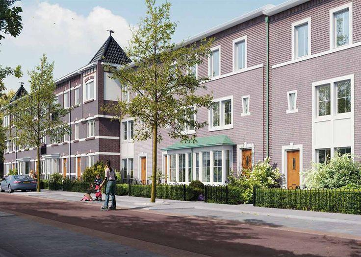 Interieurontwerp nieuwbouwproject Koningsdaal Nijmegen