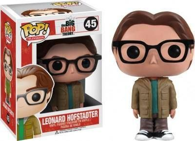 Funko Pop! Big Bang Theory Leonard Hofstadter