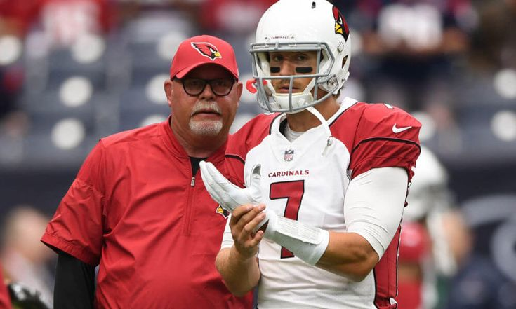 Bruce Arians forced to eat his words with Blaine Gabbert = It only took a month for Arizona Cardinals head coach Bruce Arians to realize how wrong he was about Blaine Gabbert. The 28-year-old quarterback is reportedly.....