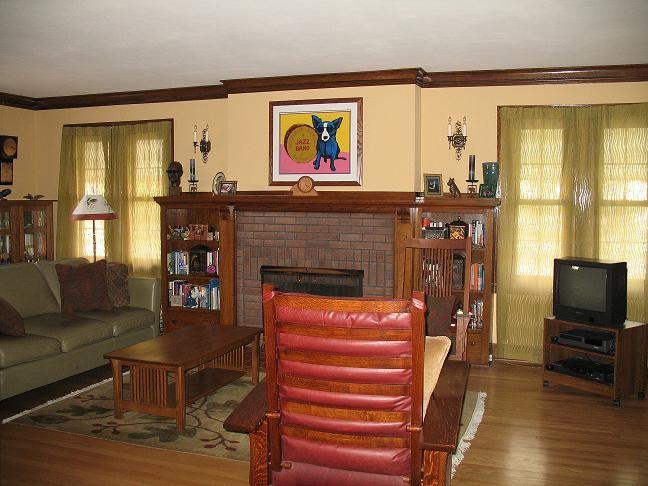 23 best craftsman colors images on pinterest bungalows for Craftsman bungalow interior paint colors