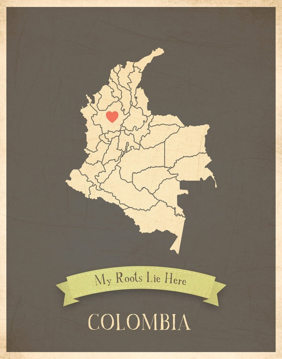 roots:Colombia(but Bogota?)