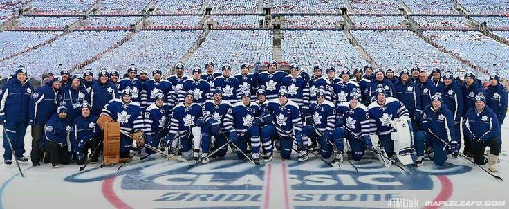 Toronto Maple Leafs ~ Winter Classic 2014