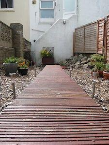 25 best ideas about caillebotis bois on pinterest - Terrasse leroy merlin composite ...