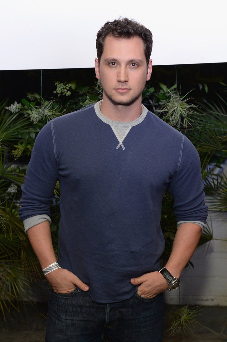 Pin for Later: Coachella or Bust: Celebrities Go All-Out For Festival Fun Matt McGorry